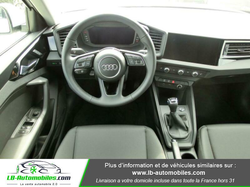 Audi A1 Sportback 35 TFSI 150 Blanc occasion à Beaupuy - photo n°2