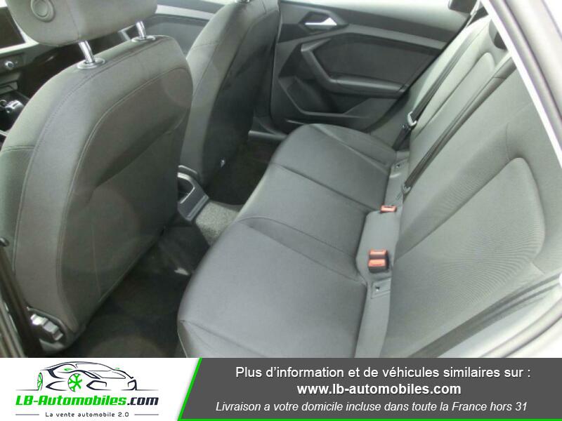 Audi A1 Sportback 35 TFSI 150 Blanc occasion à Beaupuy - photo n°7