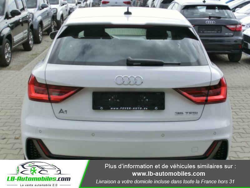 Audi A1 Sportback 35 TFSI 150 Blanc occasion à Beaupuy - photo n°15