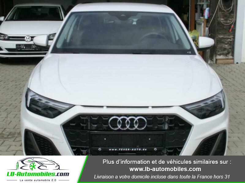 Audi A1 Sportback 35 TFSI 150 Blanc occasion à Beaupuy - photo n°11