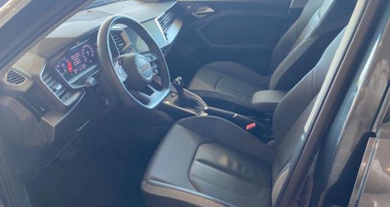 Audi A1 Sportback 35 TFSI 150ch Design Luxe S tronic 7 8cv Gris occasion à Chambourcy - photo n°3