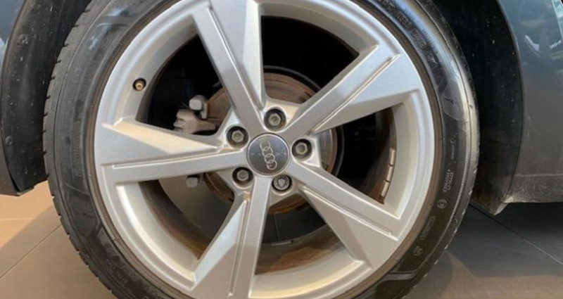 Audi A1 Sportback 35 TFSI 150ch Design Luxe S tronic 7 8cv Gris occasion à Chambourcy - photo n°6