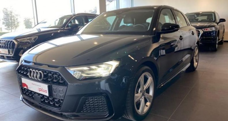 Audi A1 Sportback 35 TFSI 150ch Design Luxe S tronic 7 8cv Gris occasion à Chambourcy