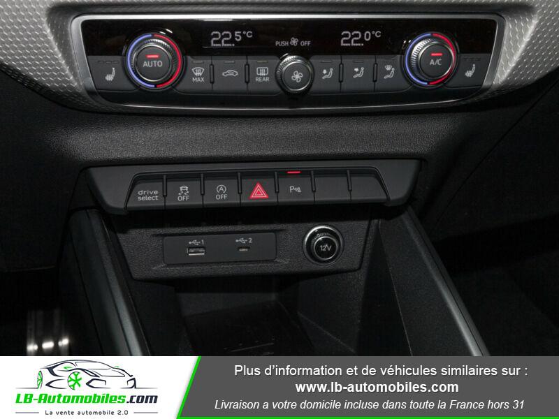 Audi A1 Sportback 40 TFSI 200 Blanc occasion à Beaupuy - photo n°11