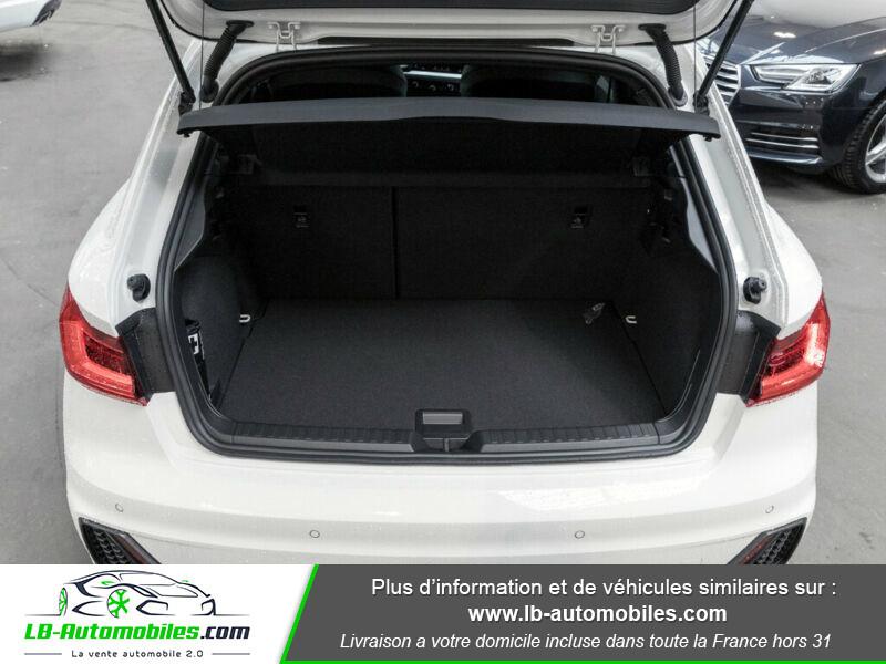 Audi A1 Sportback 40 TFSI 200 Blanc occasion à Beaupuy - photo n°12