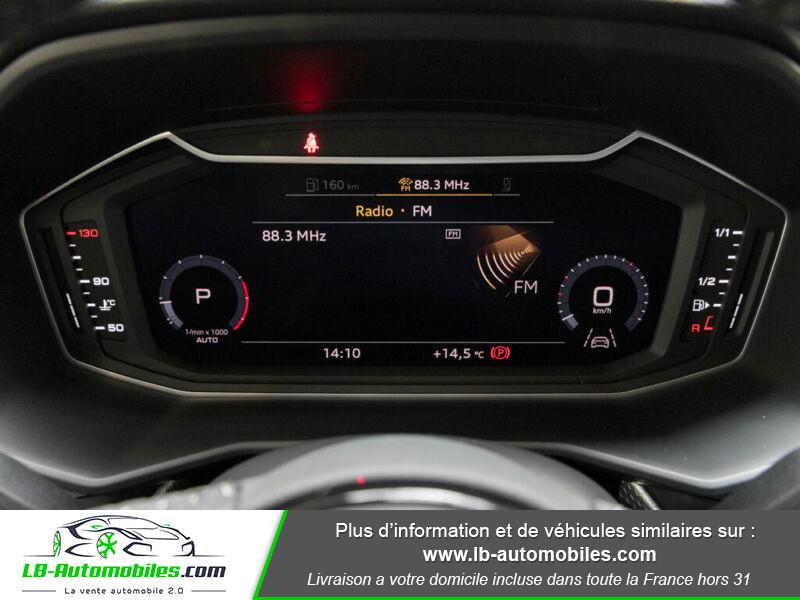 Audi A1 Sportback 40 TFSI 200 Blanc occasion à Beaupuy - photo n°5