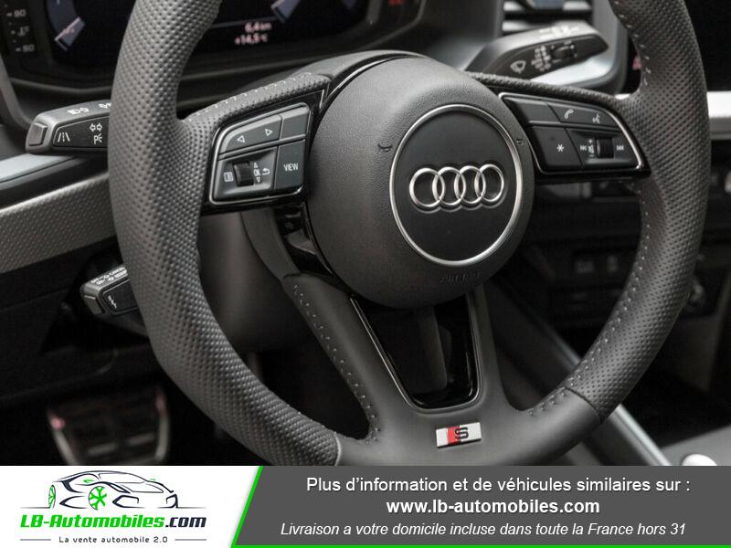 Audi A1 Sportback 40 TFSI 200 Blanc occasion à Beaupuy - photo n°9