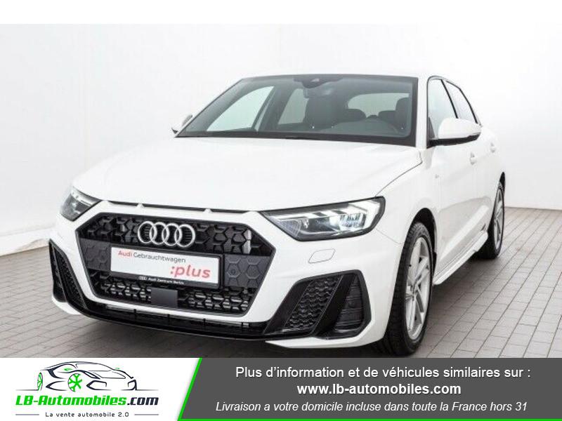 Audi A1 Sportback 40 TFSI 200 Blanc occasion à Beaupuy