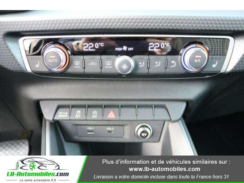 Audi A1 Sportback 40 TFSI 200 Noir occasion à Beaupuy - photo n°16