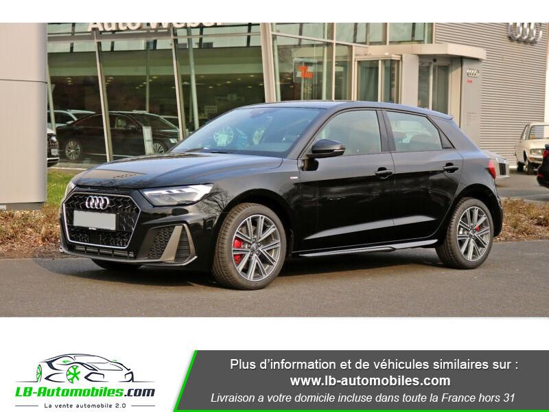 Audi A1 Sportback 40 TFSI 200 Noir occasion à Beaupuy