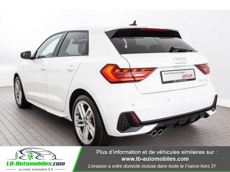 Audi A1 Sportback 40 TFSI 200 Blanc occasion à Beaupuy - photo n°8