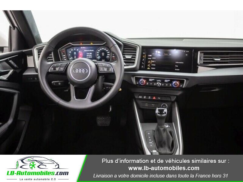 Audi A1 Sportback 40 TFSI 200 Blanc occasion à Beaupuy - photo n°2