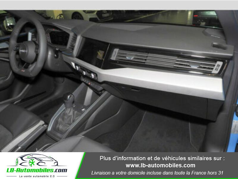 Audi A1 Sportback 40 TFSI 200 Bleu occasion à Beaupuy - photo n°4