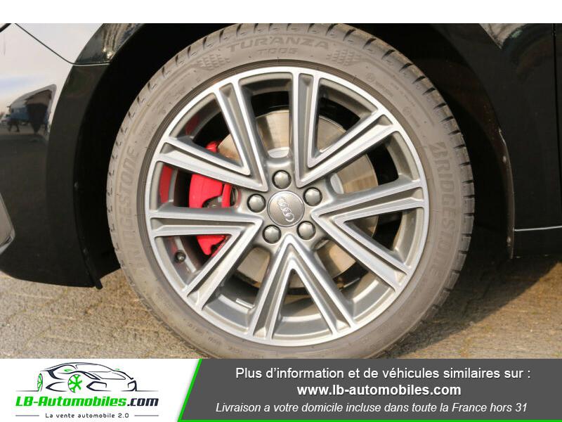 Audi A1 Sportback 40 TFSI 200 Noir occasion à Beaupuy - photo n°4