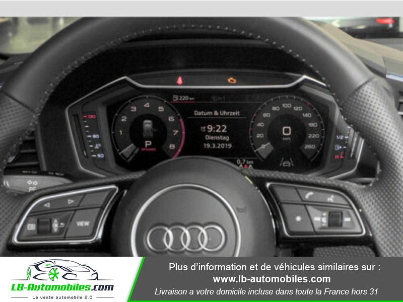 Audi A1 Sportback 40 TFSI 200 Bleu occasion à Beaupuy - photo n°7