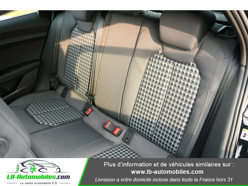 Audi A1 Sportback 40 TFSI 200 Noir occasion à Beaupuy - photo n°19