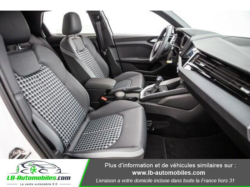 Audi A1 Sportback 40 TFSI 200 Blanc occasion à Beaupuy - photo n°17