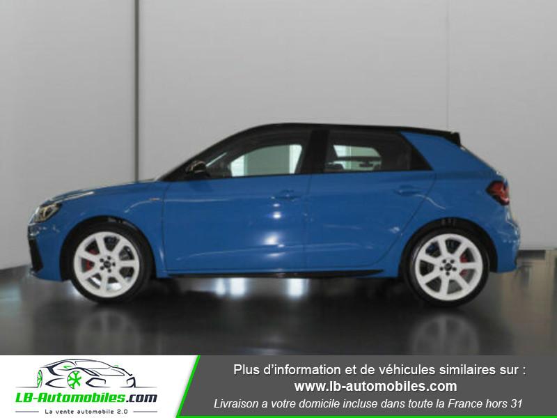 Audi A1 Sportback 40 TFSI 200 Bleu occasion à Beaupuy - photo n°11