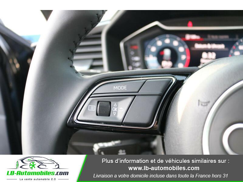 Audi A1 Sportback 40 TFSI 200 Noir occasion à Beaupuy - photo n°8