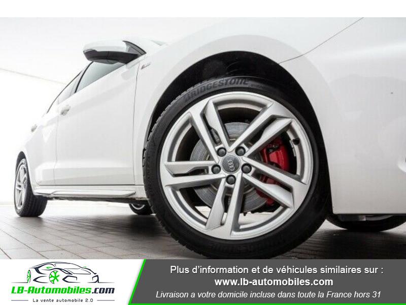 Audi A1 Sportback 40 TFSI 200 Blanc occasion à Beaupuy - photo n°4