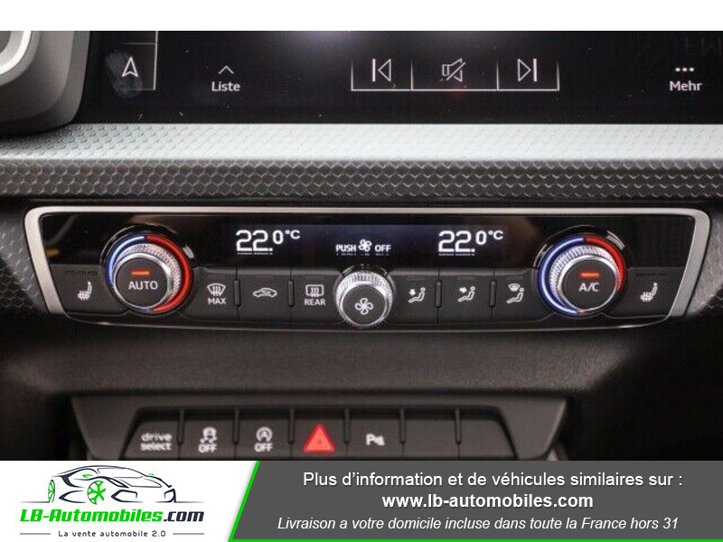 Audi A1 Sportback 40 TFSI 200 Blanc occasion à Beaupuy - photo n°7