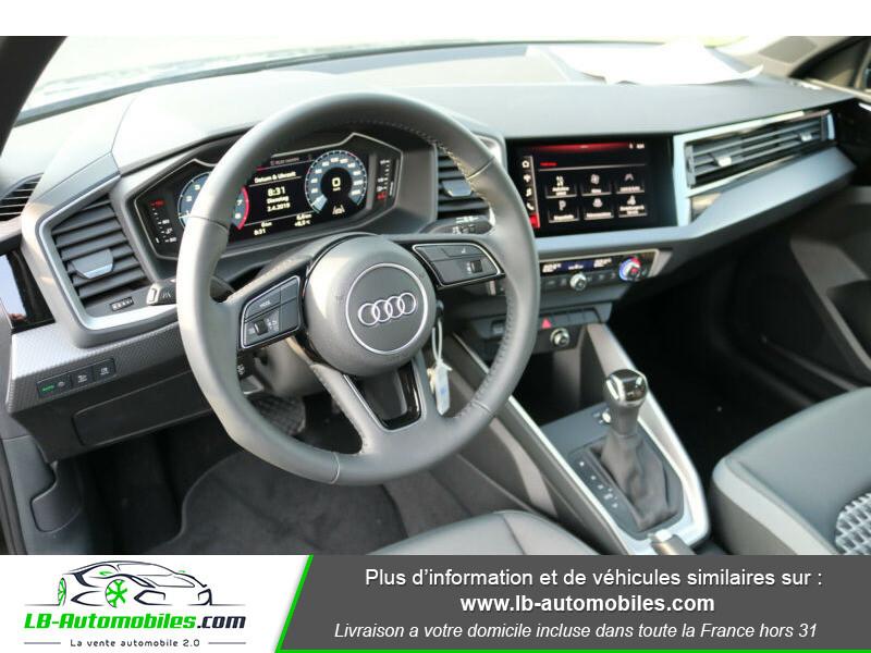 Audi A1 Sportback 40 TFSI 200 Noir occasion à Beaupuy - photo n°2