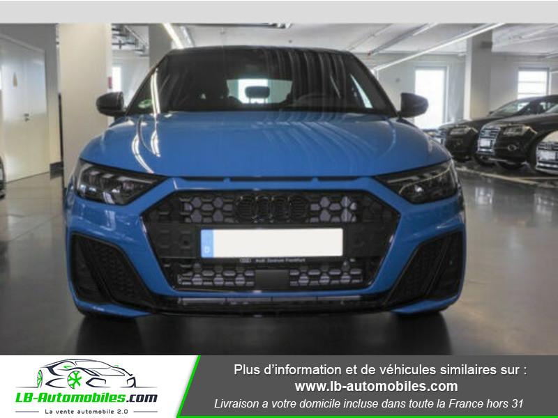 Audi A1 Sportback 40 TFSI 200 Bleu occasion à Beaupuy - photo n°12