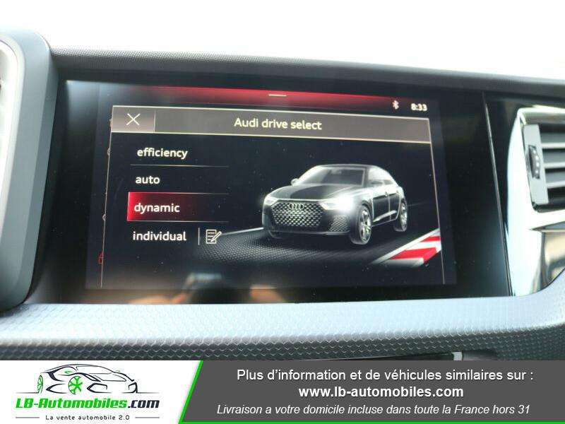 Audi A1 Sportback 40 TFSI 200 Noir occasion à Beaupuy - photo n°7