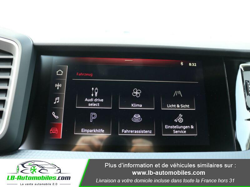 Audi A1 Sportback 40 TFSI 200 Noir occasion à Beaupuy - photo n°15
