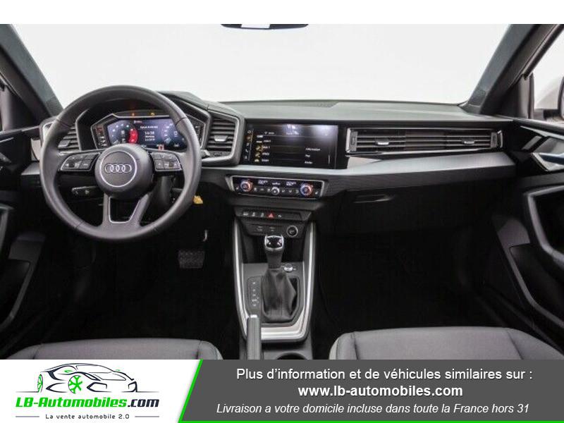 Audi A1 Sportback 40 TFSI 200 Blanc occasion à Beaupuy - photo n°18