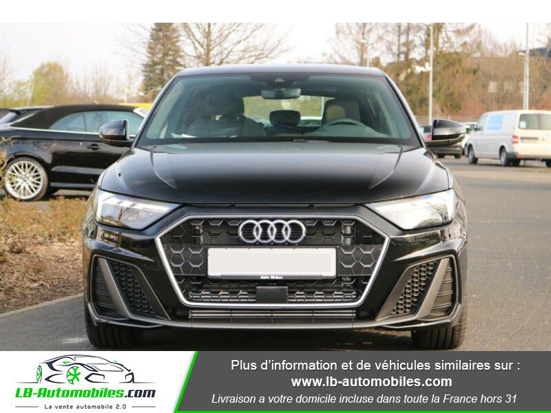Audi A1 Sportback 40 TFSI 200 Noir occasion à Beaupuy - photo n°13