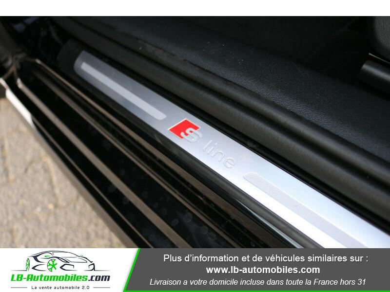 Audi A1 Sportback 40 TFSI 200 Noir occasion à Beaupuy - photo n°6