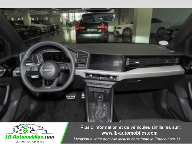 Audi A1 Sportback 40 TFSI 200 Bleu occasion à Beaupuy - photo n°2