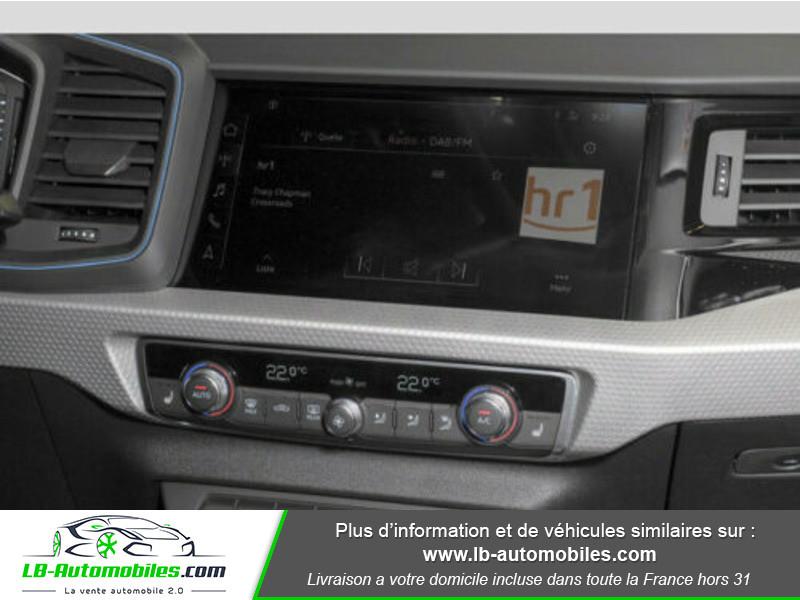 Audi A1 Sportback 40 TFSI 200 Bleu occasion à Beaupuy - photo n°8