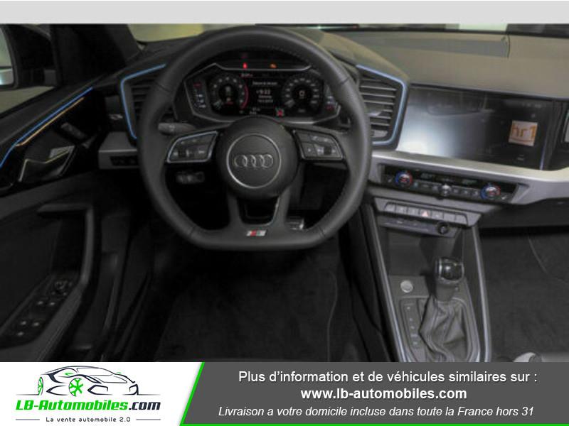 Audi A1 Sportback 40 TFSI 200 Bleu occasion à Beaupuy - photo n°6