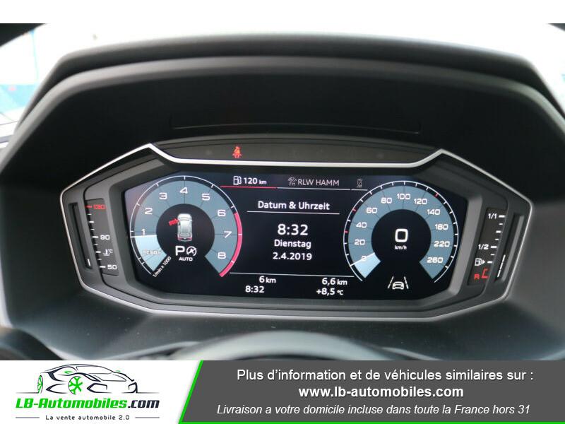 Audi A1 Sportback 40 TFSI 200 Noir occasion à Beaupuy - photo n°17