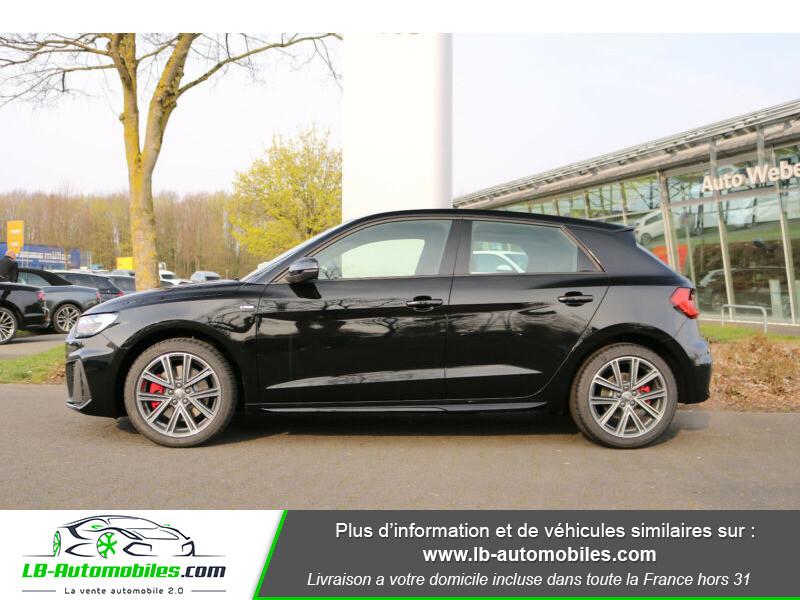 Audi A1 Sportback 40 TFSI 200 Noir occasion à Beaupuy - photo n°12