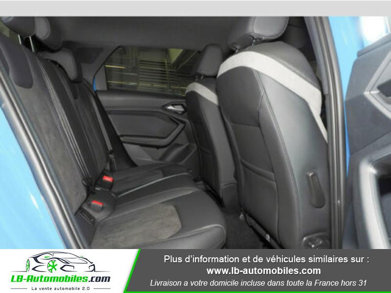Audi A1 Sportback 40 TFSI 200 Bleu occasion à Beaupuy - photo n°5
