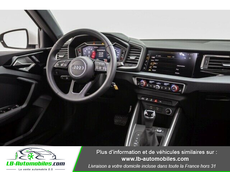 Audi A1 Sportback 40 TFSI 200 Blanc occasion à Beaupuy - photo n°14