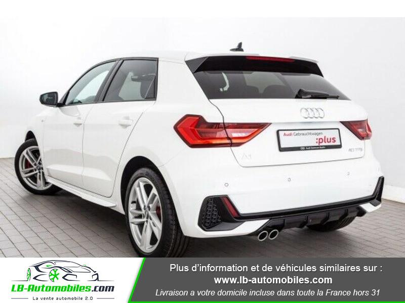 Audi A1 Sportback 40 TFSI 200 Blanc occasion à Beaupuy - photo n°10