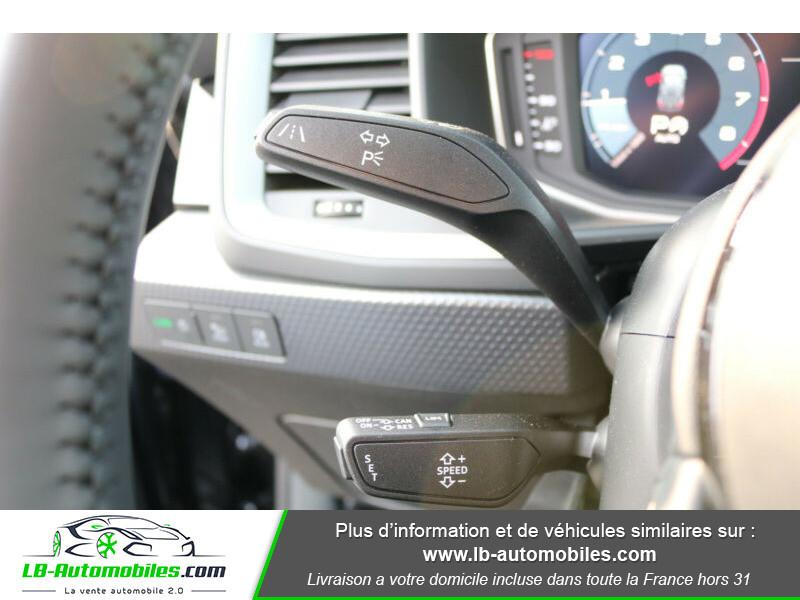 Audi A1 Sportback 40 TFSI 200 Noir occasion à Beaupuy - photo n°18