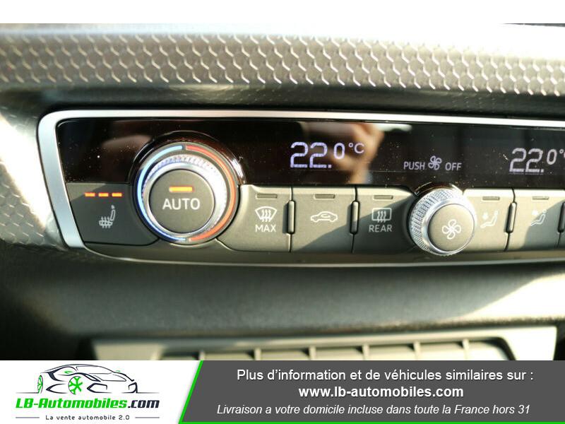 Audi A1 Sportback 40 TFSI 200 Noir occasion à Beaupuy - photo n°5