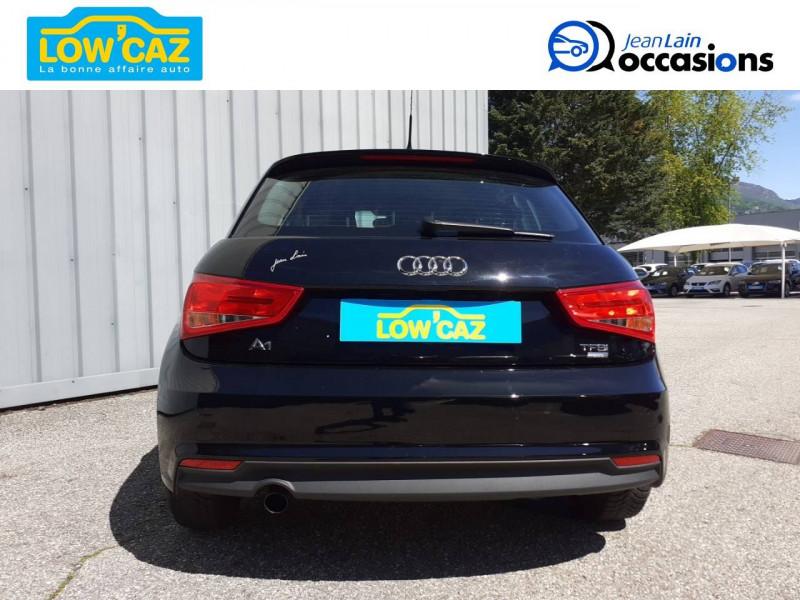Audi A1 Sportback A1 Sportback 1.0 TFSI ultra 95 Business Line 5p Noir occasion à La Ravoire - photo n°6