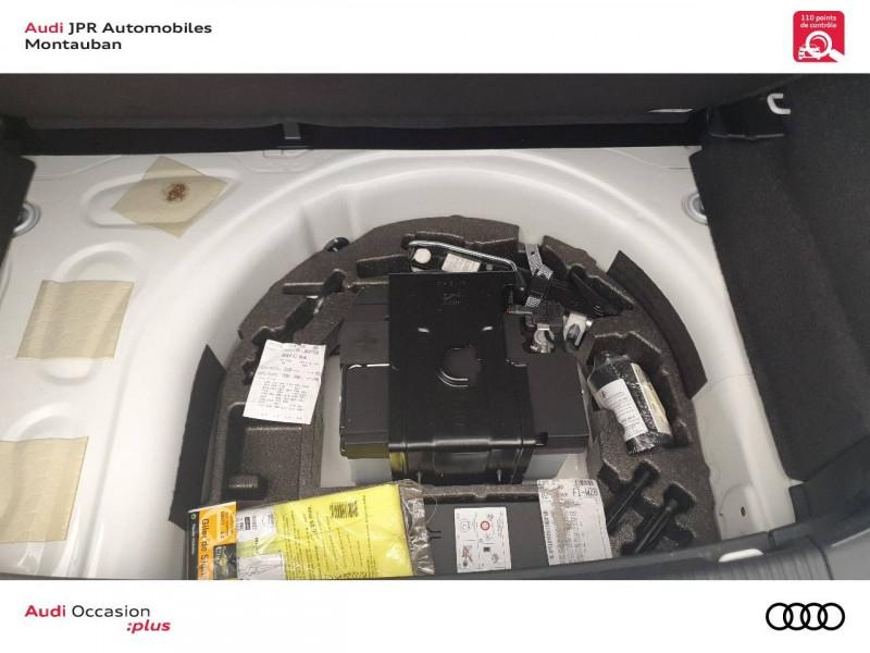 Audi A1 Sportback A1 Sportback 1.4 TDI ultra 90 Ambiente 5p  occasion à montauban - photo n°8