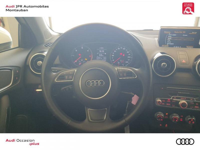 Audi A1 Sportback A1 Sportback 1.4 TDI ultra 90 Ambiente 5p  occasion à montauban - photo n°10