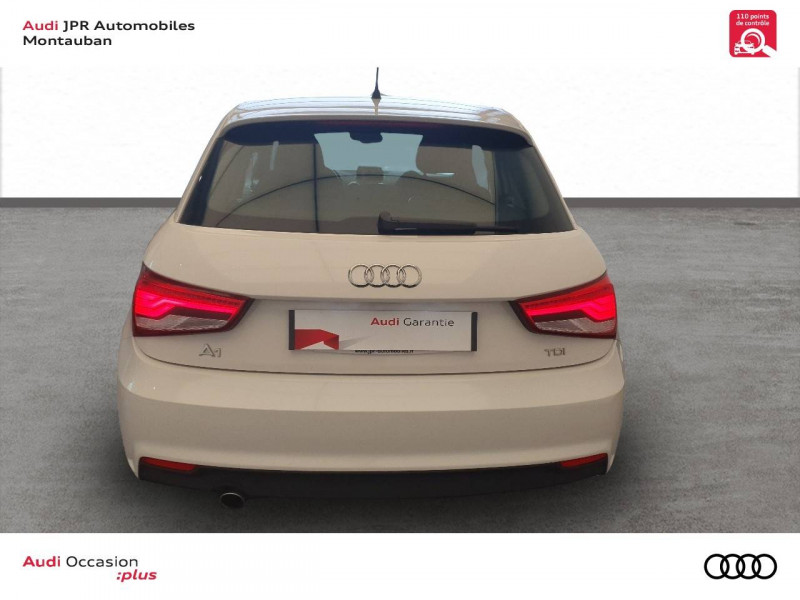 Audi A1 Sportback A1 Sportback 1.4 TDI ultra 90 Ambiente 5p  occasion à montauban - photo n°14