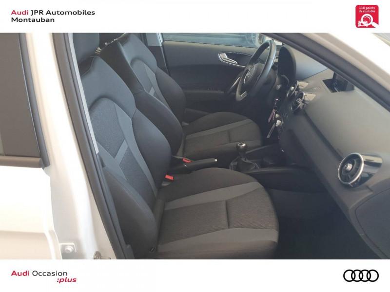Audi A1 Sportback A1 Sportback 1.4 TDI ultra 90 Ambiente 5p  occasion à montauban - photo n°6
