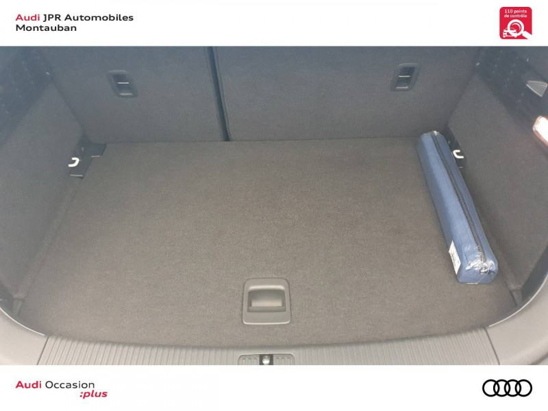 Audi A1 Sportback A1 Sportback 1.4 TDI ultra 90 Ambiente 5p  occasion à montauban - photo n°11