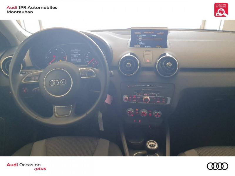 Audi A1 Sportback A1 Sportback 1.4 TDI ultra 90 Ambiente 5p  occasion à montauban - photo n°5