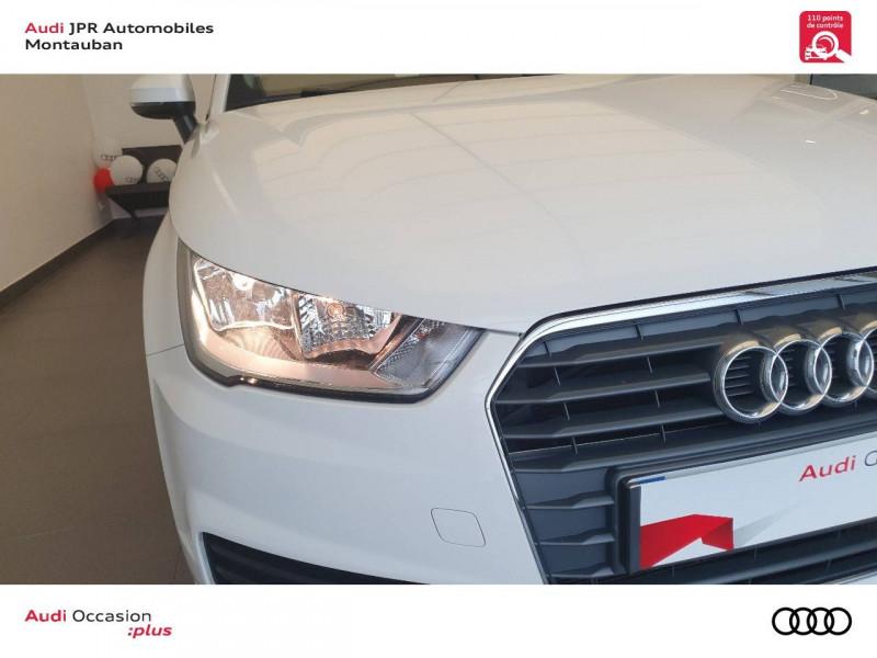 Audi A1 Sportback A1 Sportback 1.4 TDI ultra 90 Ambiente 5p  occasion à montauban - photo n°13
